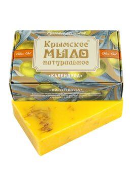 Крымское мыло натуральное «Календула»