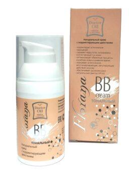 BB-cream тональный натуральный с корректирующим действием